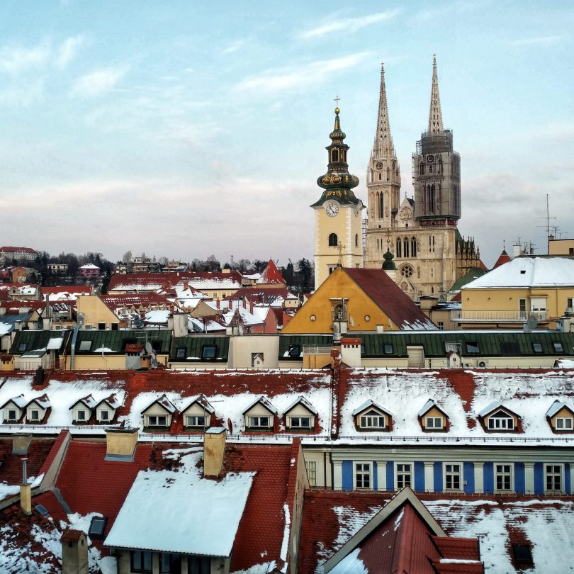 Zagreb City | Looking back on February - Seeing the Sights in Zagreb