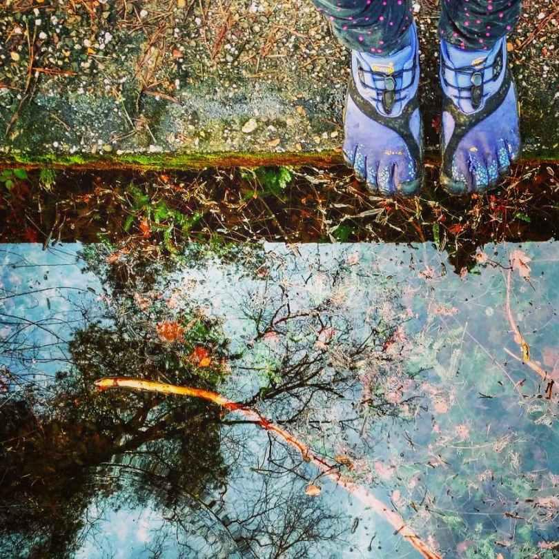Can you hike on those shoes?!   Vibram FiveFingers Spyridon MR