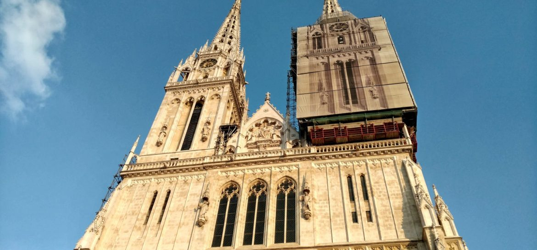 ZAGREB WEEKVLOG #4 | Zelf gaatjes schieten en een stadswandeling