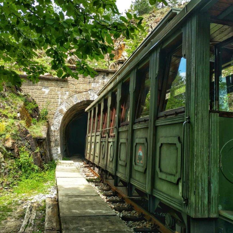 Šargan Eight Trainline, Mokra Gora