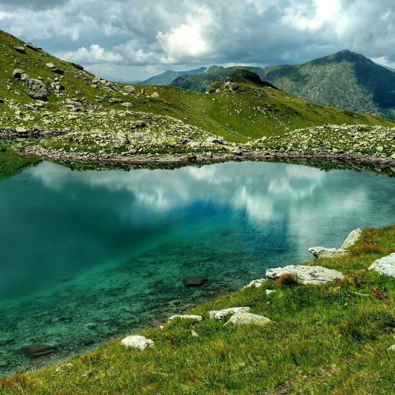 Liqeni e Zemrës, Via Dinarica Kosovo stage 6: Gjeravica Trail