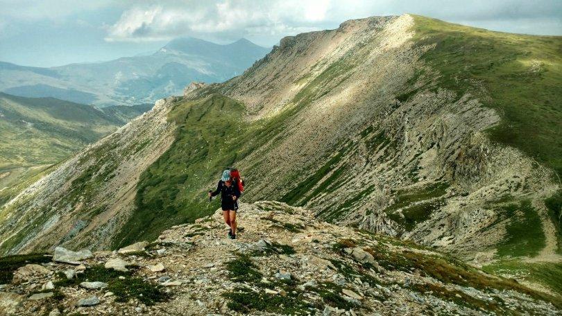 Hiking Titov Vrv