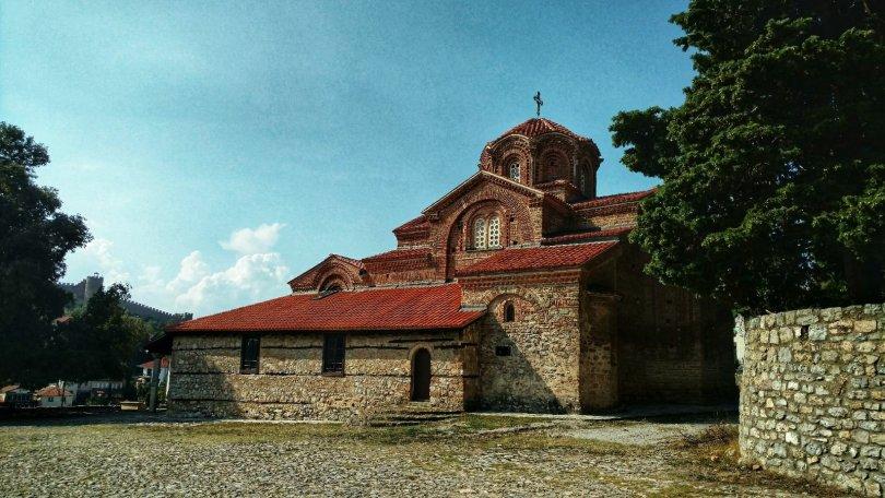 Sightseeing Ohrid |
