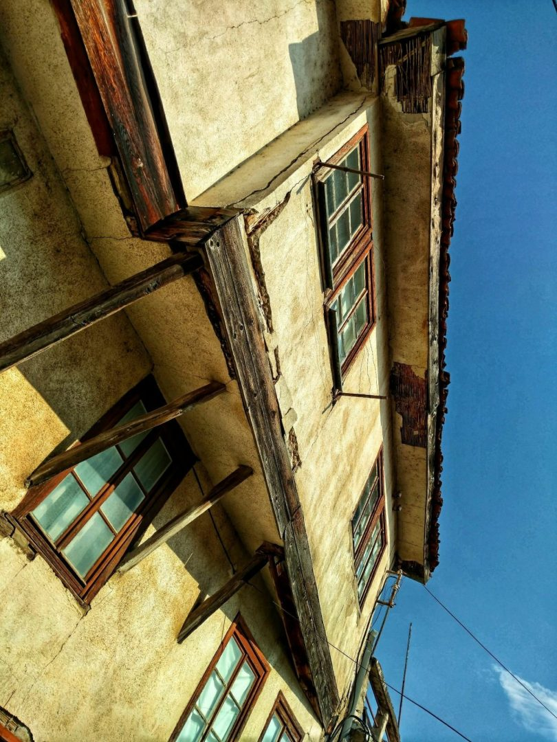Sightseeing Ohrid | Look up