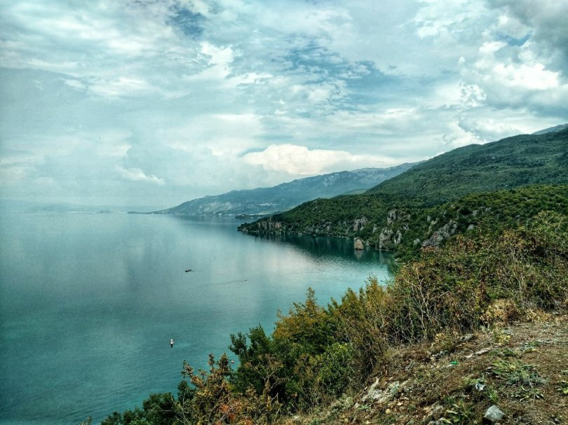 Sightseeing Ohrid | Walk along the lake