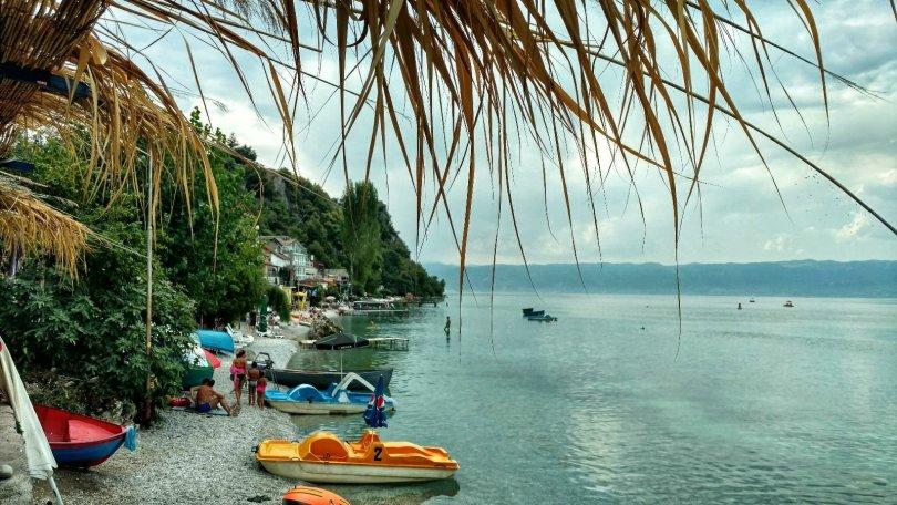 Sightseeing Ohrid   Trpejca