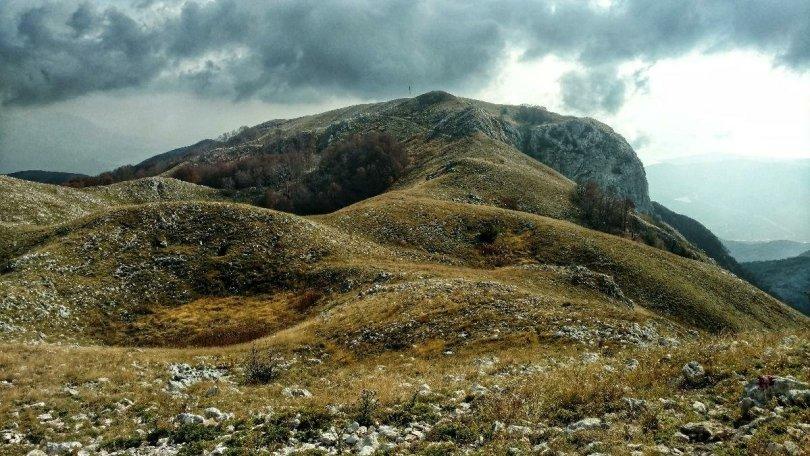On Babina Glava, Lovćen National Park