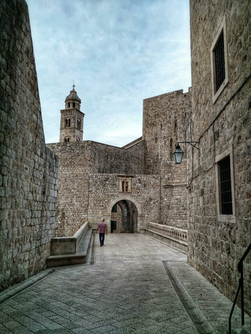 VD HR Blue Trail | Good morning Dubrovnik