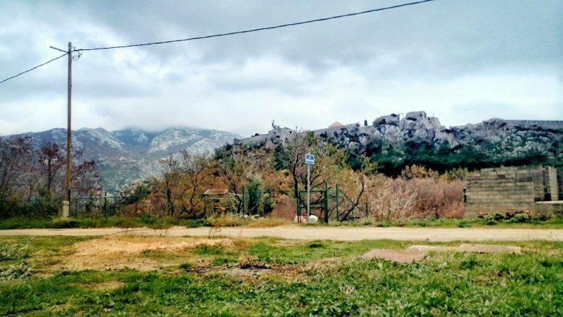 View on Klis fortress, Croatia   BLOG Kozjak, Krka National Park & the Coast