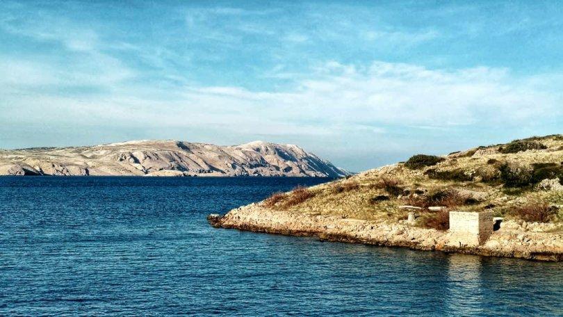 Via Dinarica HR Blue Trail | Stage 7: Island of Rab