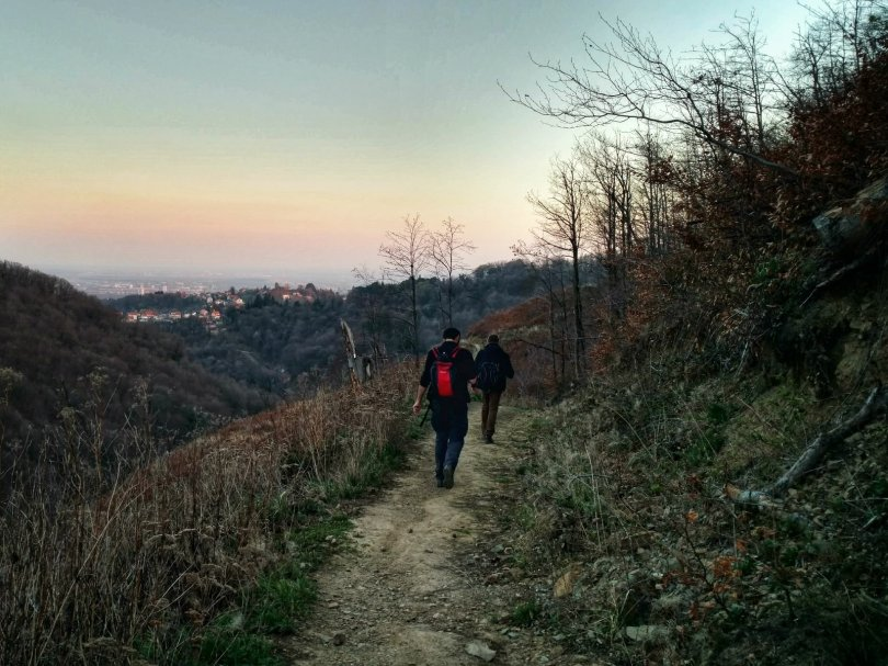 Zagreb and surroundings, walking Sljeme