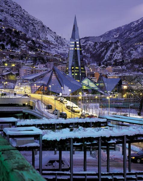 Evadium Pack relax con SPA Caldea y comida en Andorra