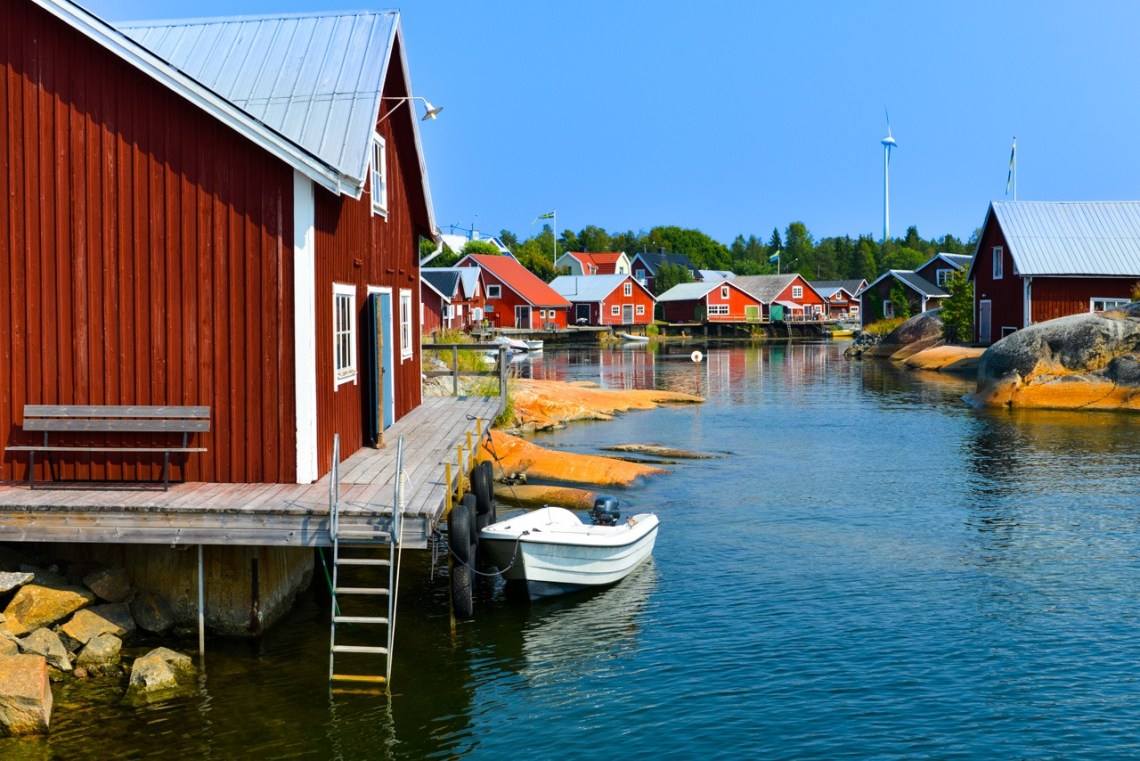 Skeppsmalen - High coast - Sweden