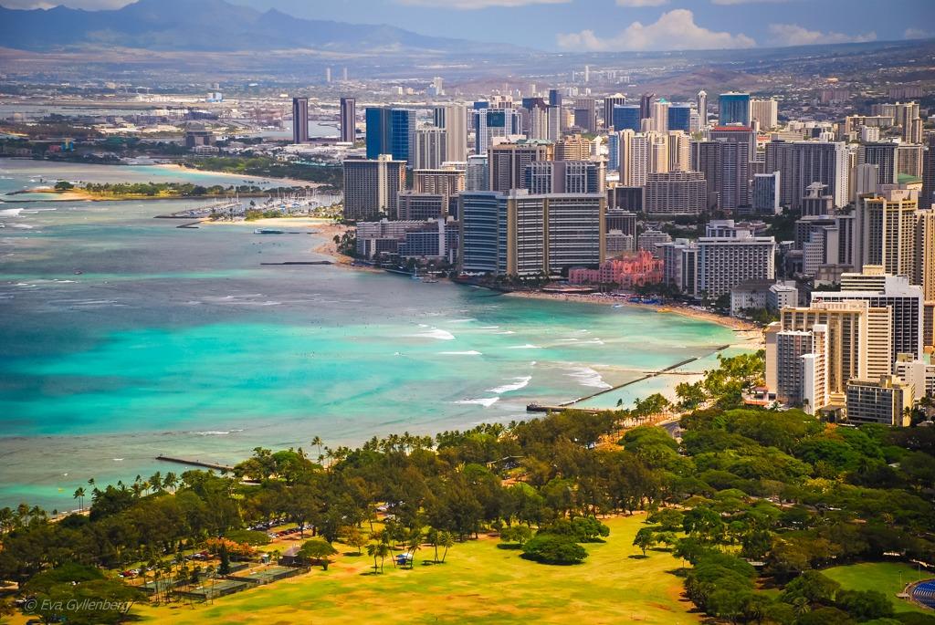 Diamond head - Oahu - Hawaii