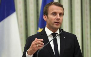 Δεσμεύτηκε ο Γάλλος Πρόεδρος Μακρόν πως θα είναι δίπλα στην Ελλάδα