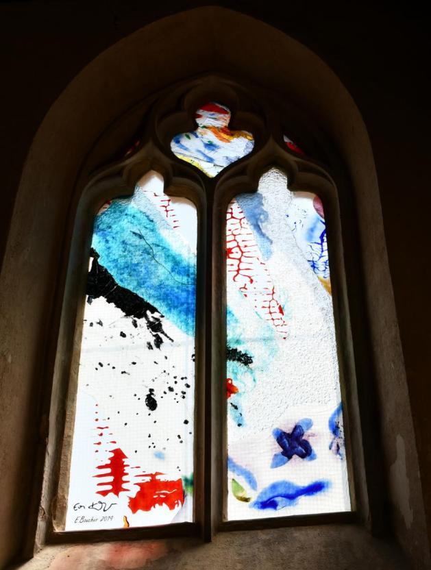 Psaume 104 Notre Dame de Chamblac (Eure)