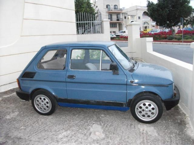 Noch nie war es so einfach, einen günstigen gebrauchten zu finden. Fiat 126 Bis