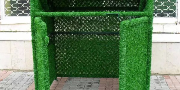 artificial grass panel