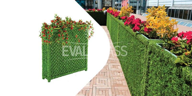 artificial grass fence manufacturers