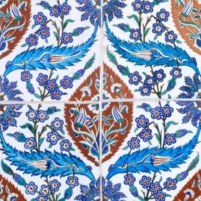 piante arte ottomana