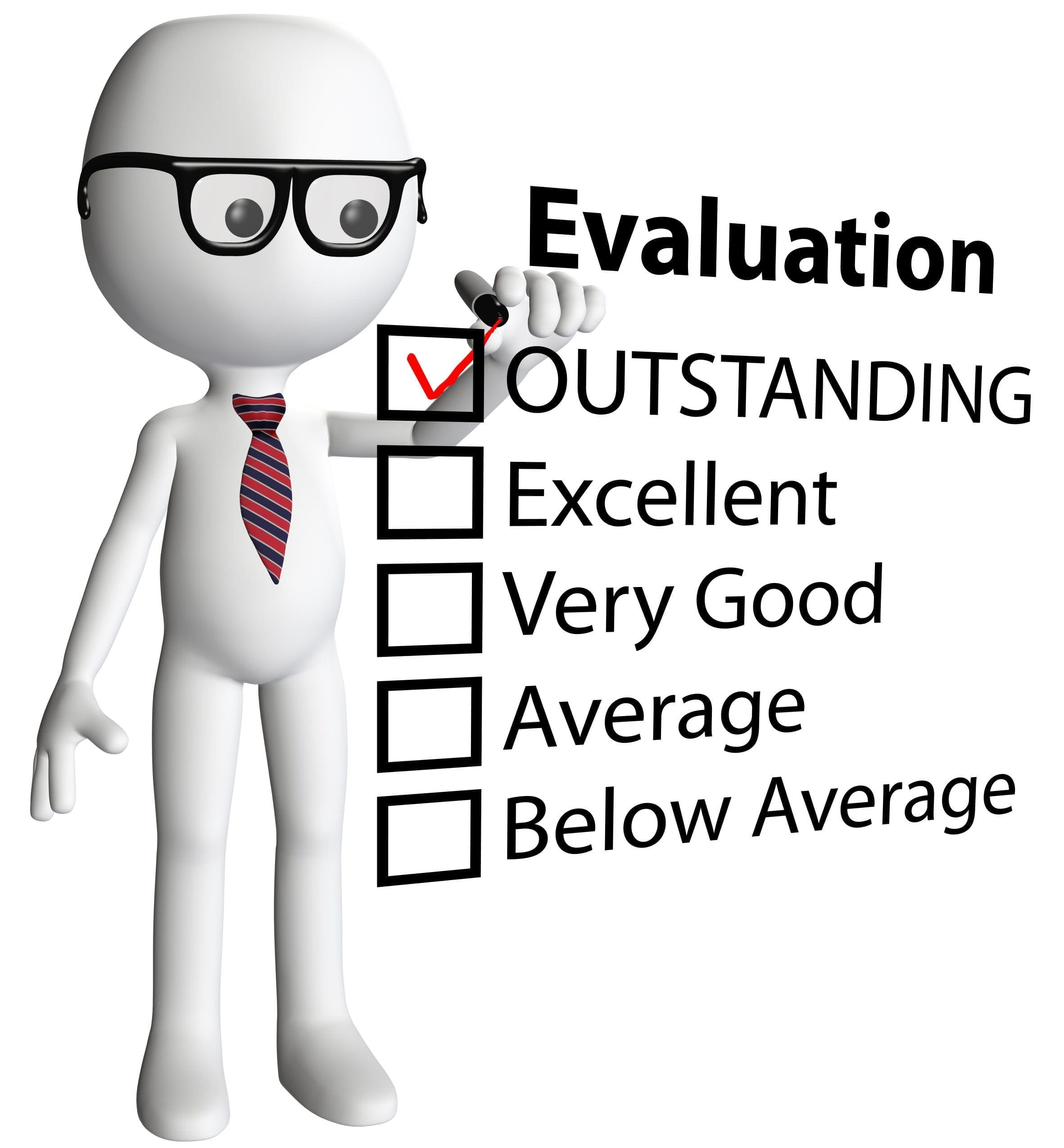 Evaluation Form Examples