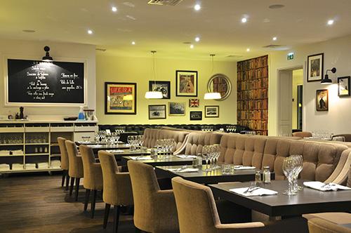 Restaurant La Maison Blanche Ambiance Cosy Et Cuisine