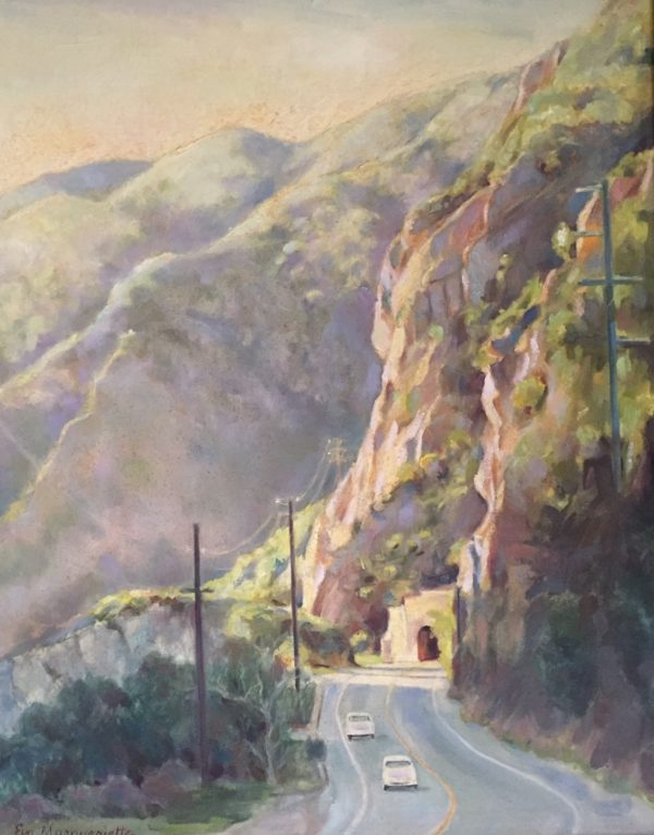 Malibu Canyon Morning Light-by Eva-Margueriette