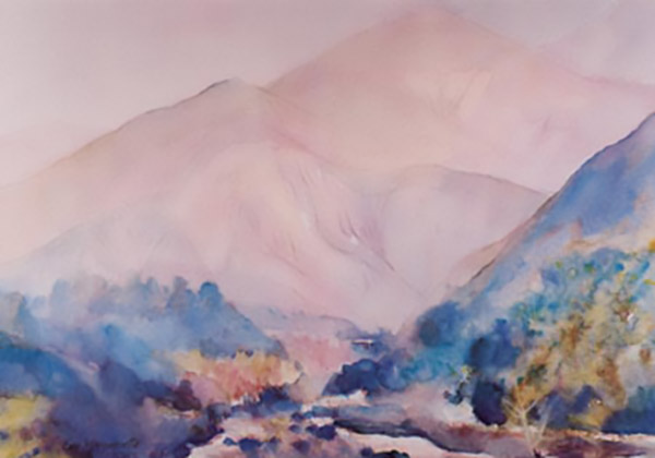 Springtime in Eaton Canyon by Eva Margueriette