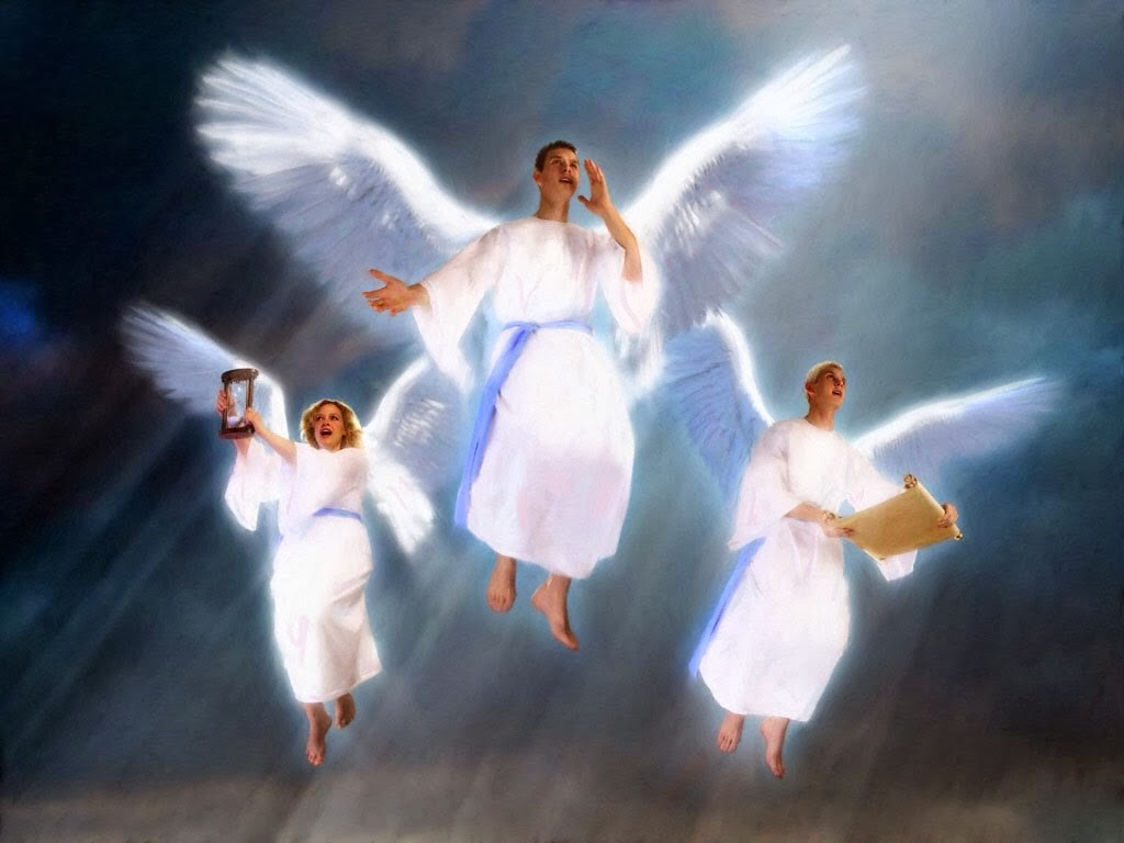 I Believe in angels, Tommy Brandt, 3 Absolute Roles of Angels