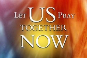 Laten we samen bidden! - Evangelical Endtimemachine