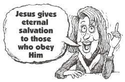 ETERNAL SALVATION Debate