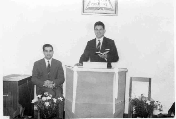 Silvano e Paolo Arcangeli
