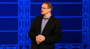 Perry Noble was removed from his pastoral position at NewSpring Church. (YouTube) After 16 Years of Service