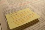 La exégesis, un concepto que involucra una interpretación crítica y completa de un texto.