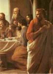 Evangelio Mateo 26,14-25.       31 de Marzo 2010