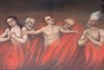 El purgatorio enseñanza de la iglesia católica y polémica de las sectas.