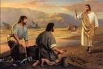 Evangelio San Juan 21,1-14. Viernes 9 de Abril 2010