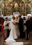 Sacramento del matrimonio:EL MATRIMONIO UNA LARGA MISA