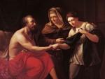 1a lect. de la carta del Apóstol San Pablo a los Gálatas 4,22-24.26-27.31-5,1. Lunes 11 de Octubre de 2010.