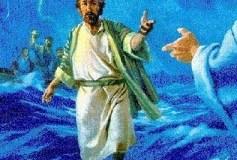 Lectio Divina 10, ¡Señor, auméntanos la fe! Lucas 17, 5-10: Por el Padre Toribio Tapía.