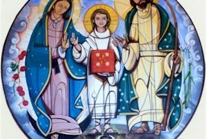 """Lectio Divina, La Sagrada Familia.  """"De Egipto llamé a mi hijo"""". Padre Toribio Tapía"""