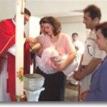 Preparar a los Padres y Padrinos para sacramento del bautismo: Primer tema: LE DIGO A DIOS: ¡PADRE!