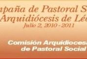 Una excelente información por parte de CODIPAS, sobre las dimensiones que contienen toda la campaña de la pastoral social.