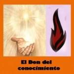 El Don del conocimiento: Los dones del Espíritu Santo. Audio mp3