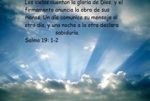 Salmo 18 (19). Miércoles 21 de Septiembre de 2011.