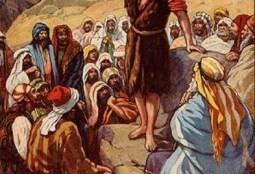 Comentario al evangelio de Juan 1, 6-8. 19-28 Tercer domingo de adviento. Audio mp3