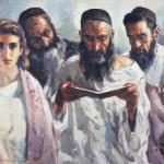 1a lect. del libro del Profeta Daniel 3,25.34-43. Martes 13 de Marzo de 2012.