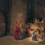 Comentario al evangelio según San Juan 8, 1-11. V domingo tiempo de cuaresma. ¿Dónde están tus acusadores? Audio mp3