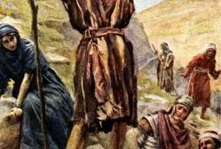 La presencia de Juan el bautista. Mateo 3, 1-12. 2° adviento. Audio