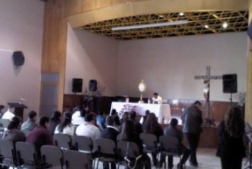 Concluye primer retiro pre-matrimonial kerigmático 2014 en San Pío X.